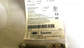 Muller Martini / Baumer Sensor FHDK 13P1601/S35A - IManSolutions